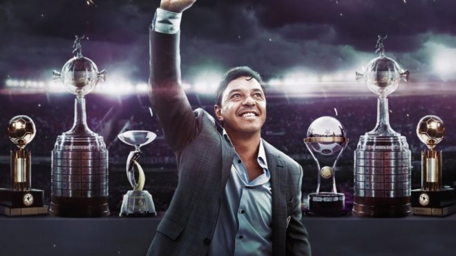 Marcelo Gallardo, la pieza clave del River campeón