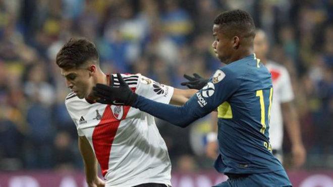 'Marca': Palacios será oficial después del Mundial de Clubes