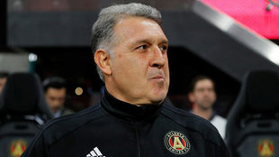 El DT aregtino Gerardo 'Tata' Martino