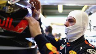 """Verstappen: """"Quiero ganar y para eso todas las partes deben..."""