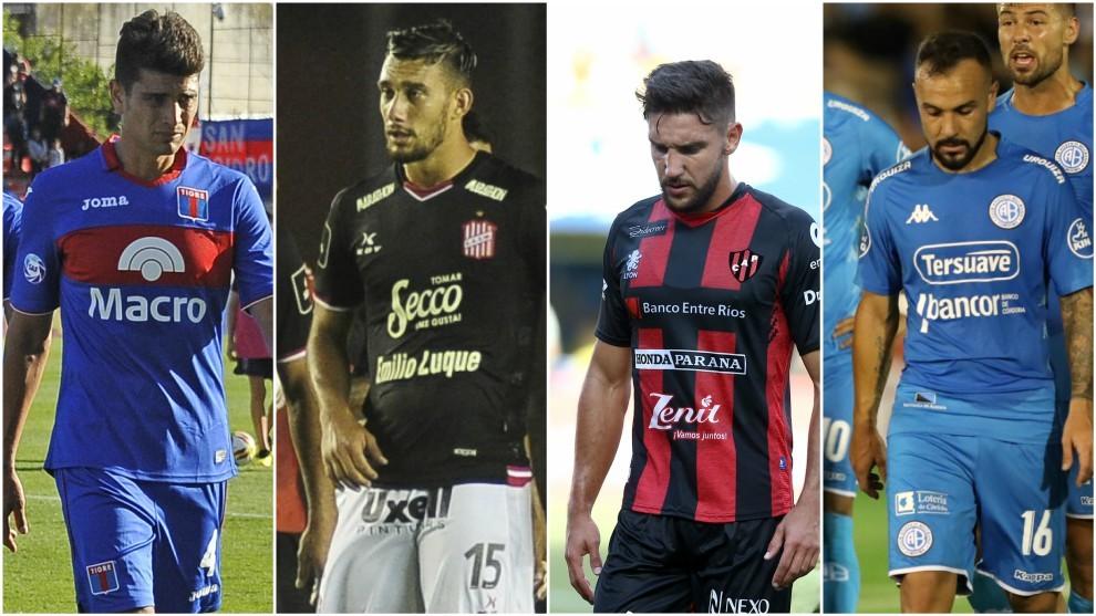 Tigre, San Martín, Patronato y Belgrano, comprometidos con el...