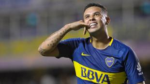 Edwin Cardona no continuará en Boca