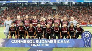 Atlético Paranense venció a Junior y obtuvo la Copa Sudamericana...