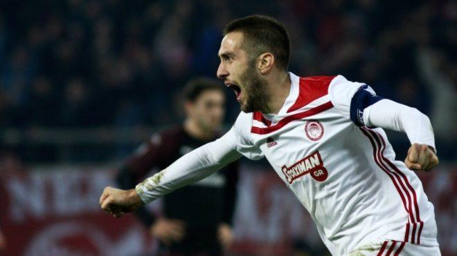 Olympiacos deja fuera de la Europa League al Milan
