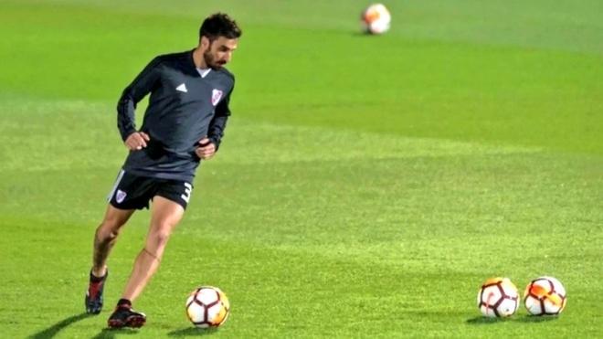 Ignacio Scocco quiere ser parte del Mundial de Clubes.