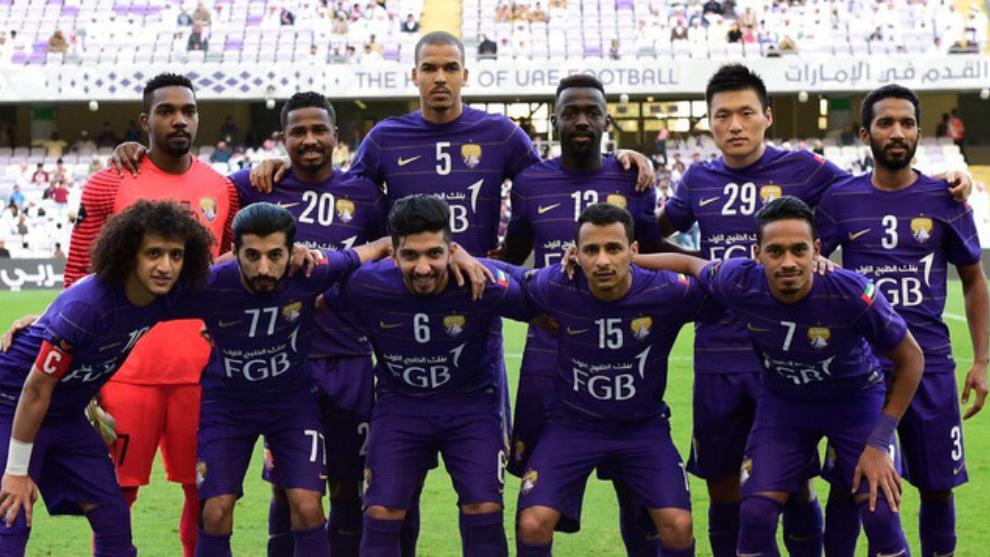 Al Ain FC, rival de River