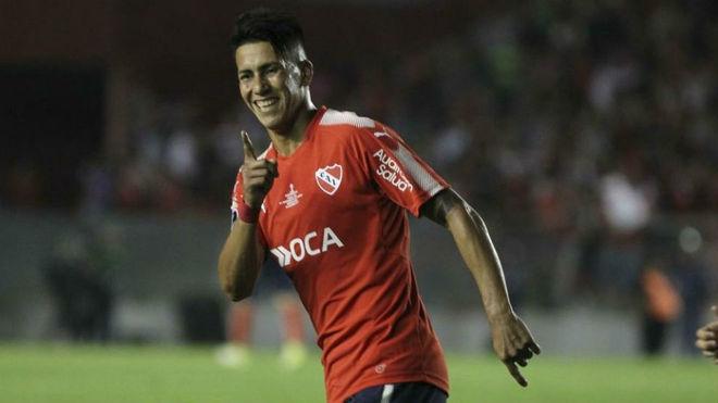 Maxi Meza ya es de Rayados de Monterrey