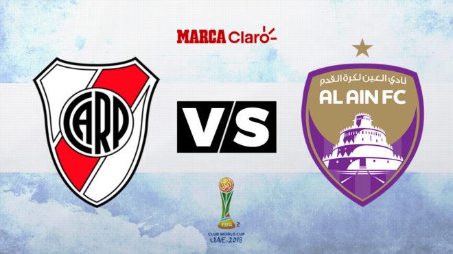 River vs Al Ain: Hora y dónde ver por TV el Mundial de Clubes