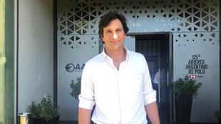 """Eduardo Novillo: """"Apuntamos a la vuelta del polo en los Juegos..."""