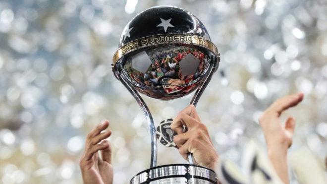 Este lunes se realizará el sorteo de la Copa Sudamericana