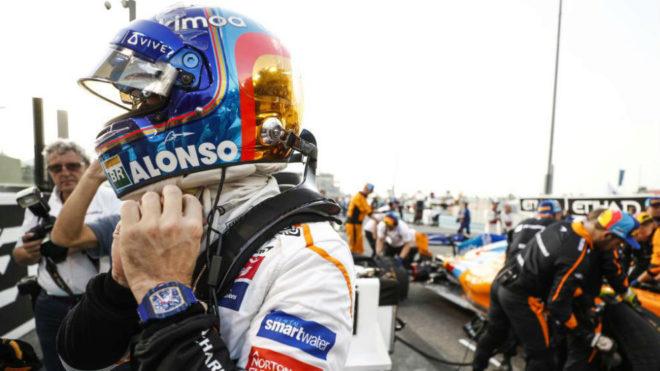 McLaren confirma a Fernando Alonso como probador y asesor en la F1