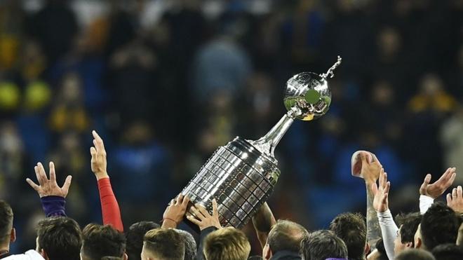 Se conocen las fechas y horarios de los partidos de la Libertadores...