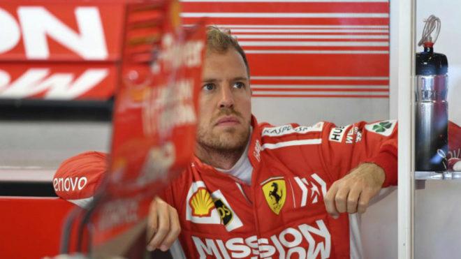 La promesa de Vettel a Ferrari para 2019