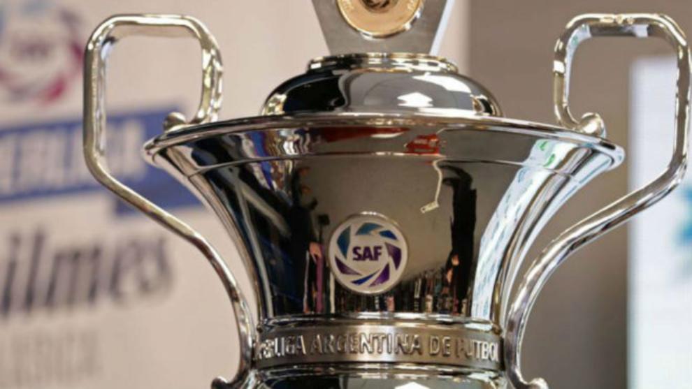 El cronograma de la Superliga