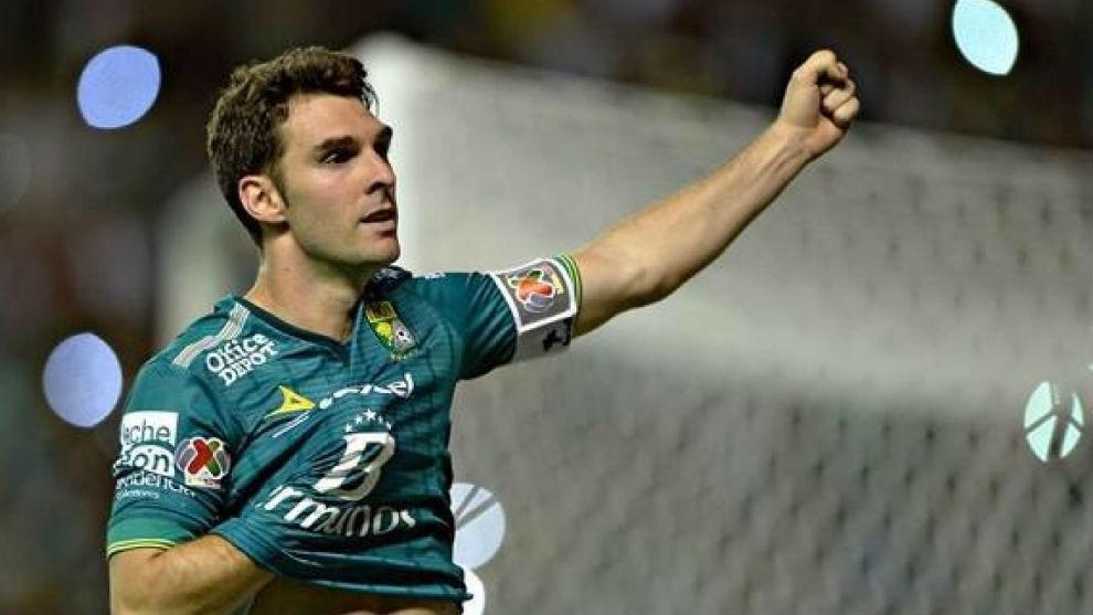 Mauro Boselli, el goleador que dejará León.