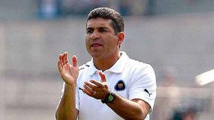 El técnico mexicano Juan Antonio Torres Servín