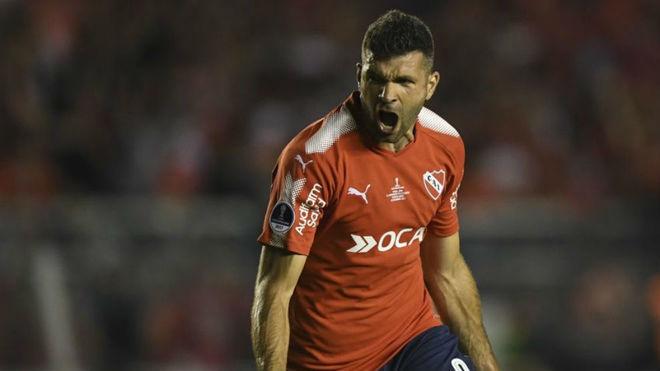 Gigliotti se lleva sus goles al fútbol mexicano.