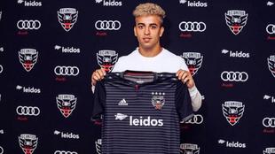 Tití Rodríguez jugará en la MLS