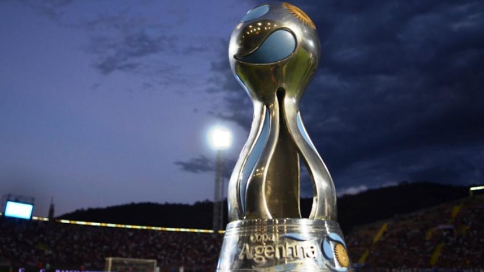 La Copa Argentina 2019 comenzará el 16 de enero