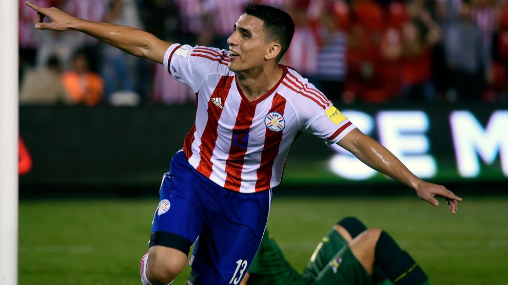 Alonso es uno de los referentes del ciclo de Osorio en Paraguay