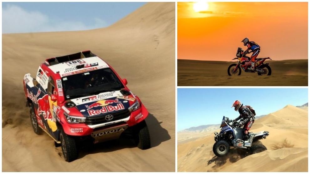 El Rally Dakar 2019 comenzará este lunes en Lima