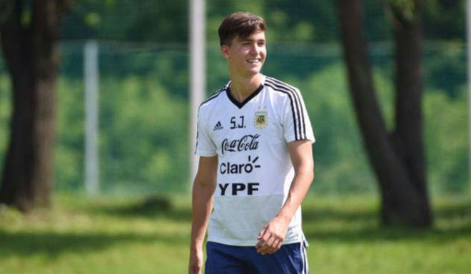 Leo Balerdi viaja a Alemania