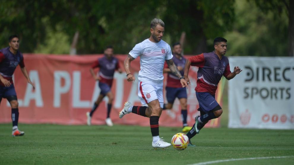 La Gata Fernández anotó un gol