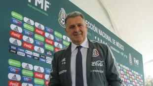 Gerardo Martino, flamante director técnico de México