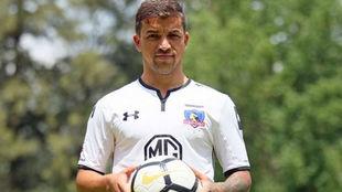 Costa viene de un año fabuloso en Sporting Cristal.