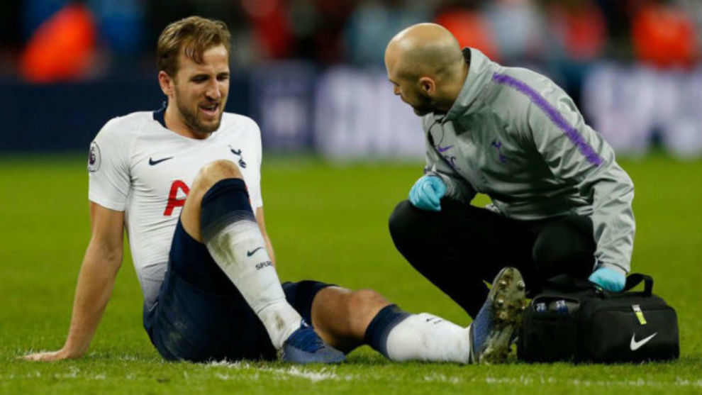 Harry Kane se lesiona y reaparecerá hasta marzo