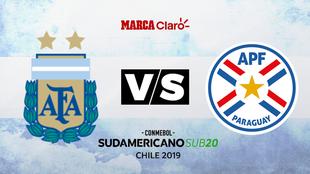 Argentina vs Paraguay: Horario y dónde ver