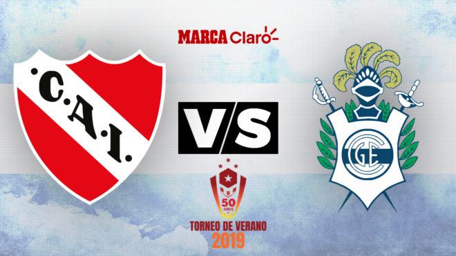 Resultado de imagen para Gimnasia L.P. vs Independiente