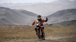 Toby Price gana su segundo Dakar