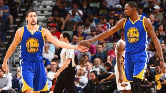 El plan de los Warriors para renovar a Klay Thompson y a Kevin Durant