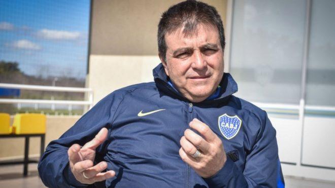 Claudio Vivas fue despedido de la coordinación de las juveniles de...