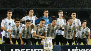 Argentina enfrentó a México en su último amistoso del 2018.