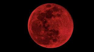 Luna de Sangre: Primer eclipse del 2019
