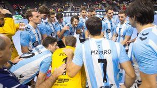 Los Gladiadores buscan el mejor final en el Mundial de Handball...