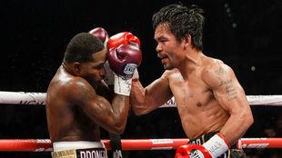 Pacquiao derrota a Bronner