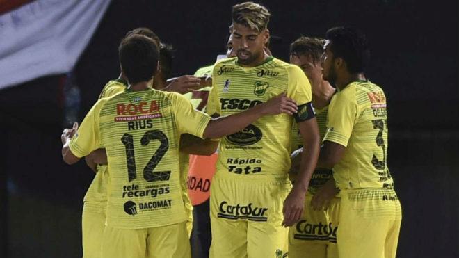 Defensa y Justicia es la sensanción de la Superliga