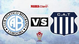 Belgrano vs Talleres: Formaciones, hora y dónde ver por TV