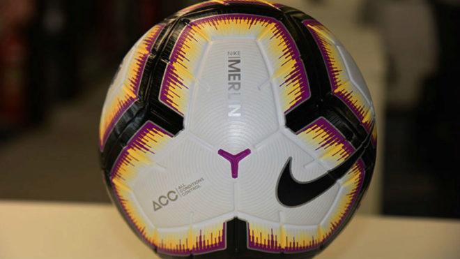 La nueva pelota de la Copa Libertadores: la Nike Merlin