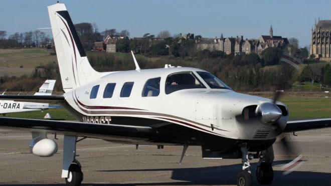Piper PA-46 Malibu, la avioneta en la que viajaba Emiliano Sala