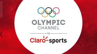 Olympic Channel y Claro Sports anuncian alianza estratégica