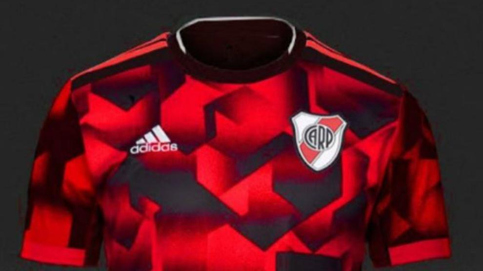 competitive price f4573 eaba6 River Plate  Sorpresa por la nueva camiseta visitante de River   MARCA  Claro Argentina