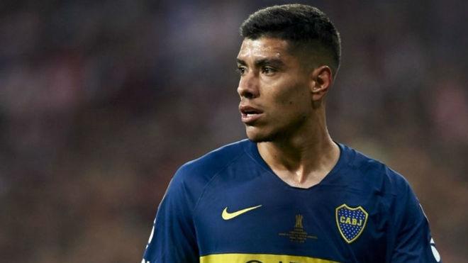 Lucas Olaza jugará en el Celta de Vigo.