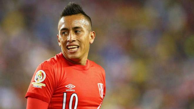 Christian Cueva jugará en Independiente