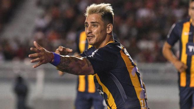 Fernando Zampedri no fue a entrenar tras el rechazo de la oferta de...