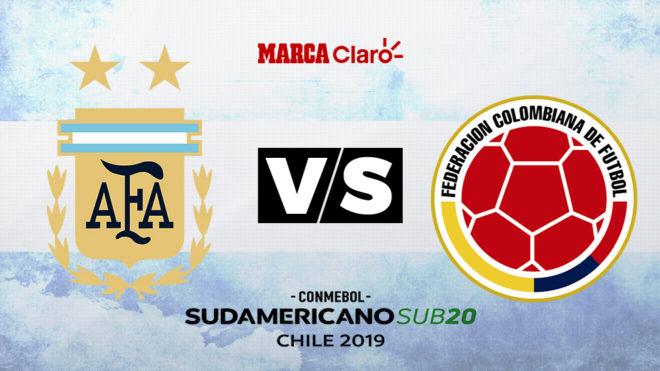 Argentina vs Colombia: Formaciones, hora y dónde ver por TV, la...