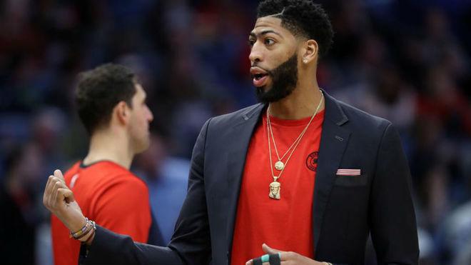 Cambio de planes: Pelicans y Lakers ya negocian por Anthony Davis